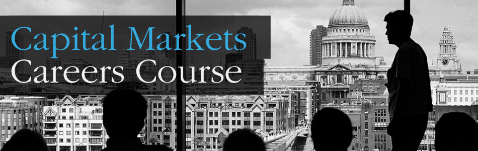 Capital Markets Careers Course